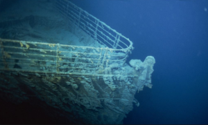 The Titanic's Wreckage