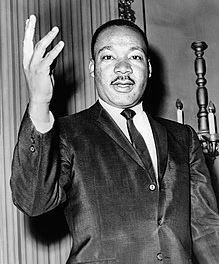 Martin Luther King's assasination