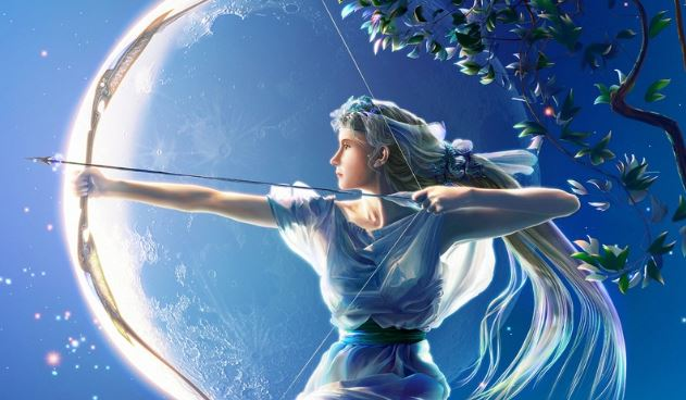 Greek goddess - Artemis
