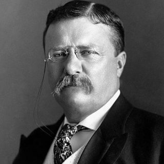 Theodore Roosevelt was 42 years, 322 days when he became president of the United States