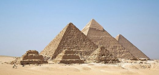 Pyramids have been in existence for over 4000 years..