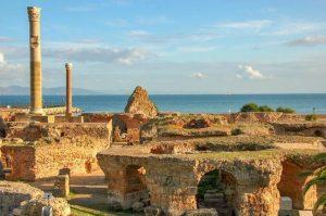 Ancient Carthaginian City