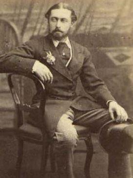 Prince Alfred Ernest