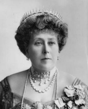 Princess Beatrice, daughter of Queen Victoria