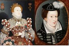 Elizabeth I versus Mary, Queen of Scots