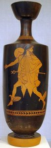 Hermes, Greek god messenger
