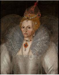 Unmarried Elizabeth I