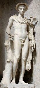 Hermes Greek god