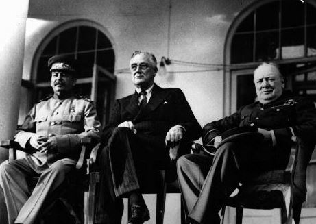 FDR in the Big three