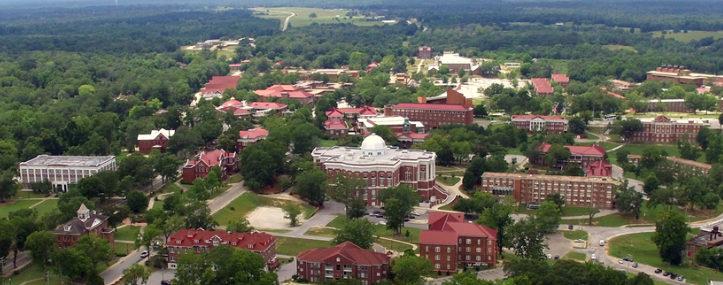 Booker Washington's Tuskegee University