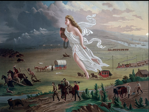 Manifest Destiny meaning and facts