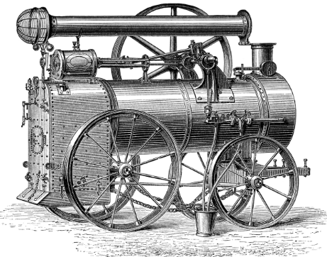 The Steam Engine and the industrial revolution