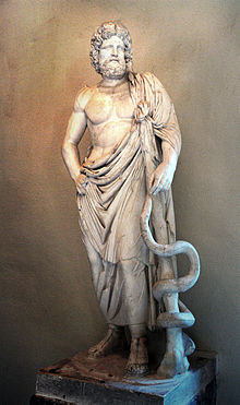 Apollo's son - Asclepius