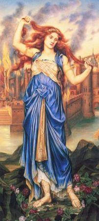 Cassandra and Apollo