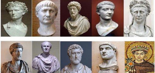Great Roman Emperors
