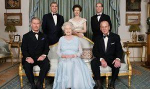 Queen Elizabeth II's children