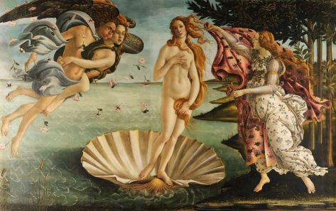 Aphrodite's birth
