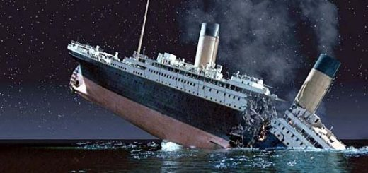 Facts about the sinking of the Titanic