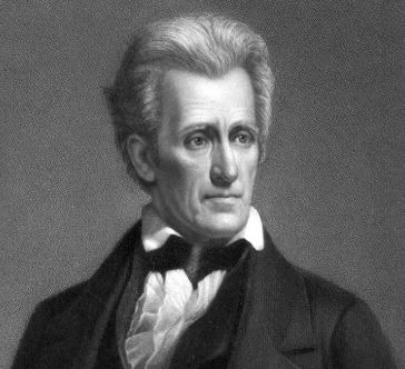 Facts about Andrew Jackson