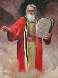 The life story of Moses
