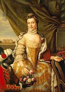 George III's Wife - Queen Charlotte