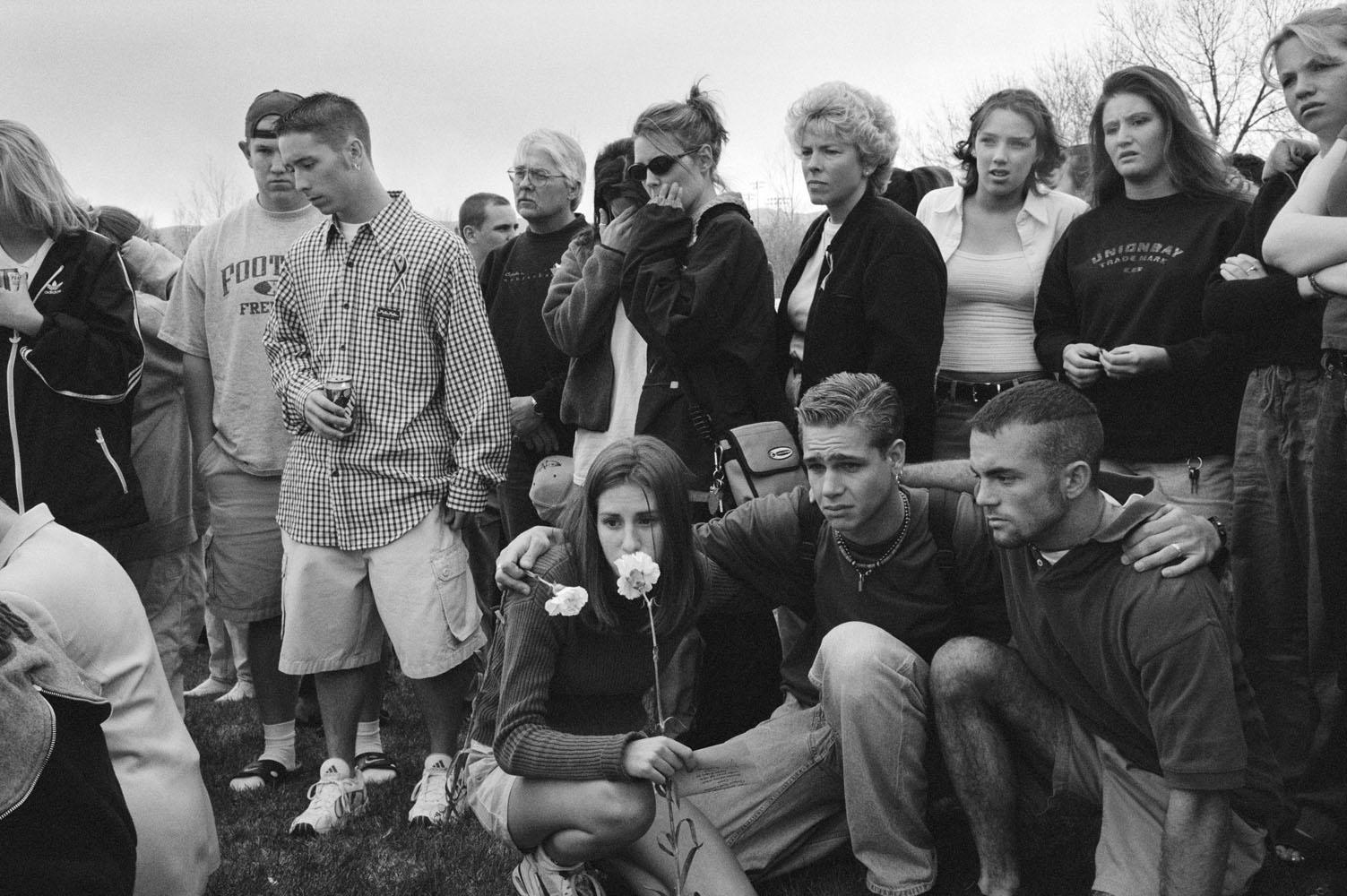 Columbine High School grief