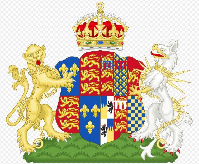 Anne Boleyn's Coat of Arms