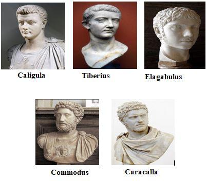 Bad Roman Emperors