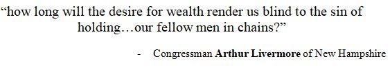 Congressman Arthur Livermore