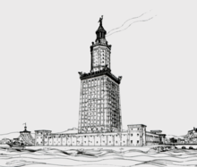 History of the Lighthouse of Alexandria