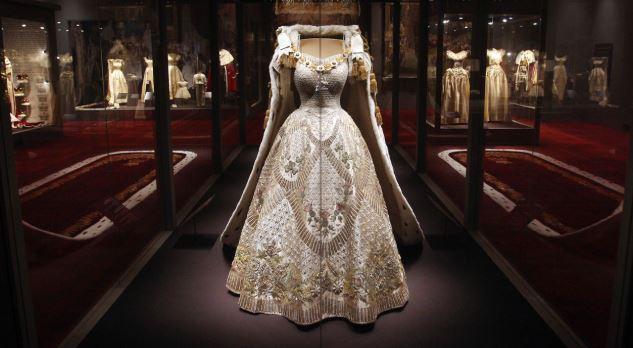 Elizabeth II's Coronation Robe