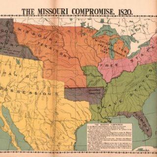 Missouri Compromise 1820 Timeline