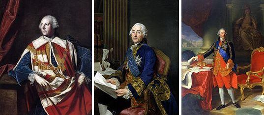 Paris Treaty 1763 Negotiators