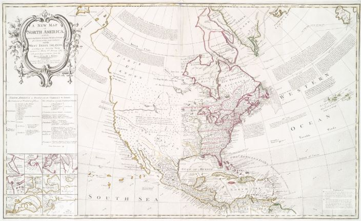 Paris Treaty 1763