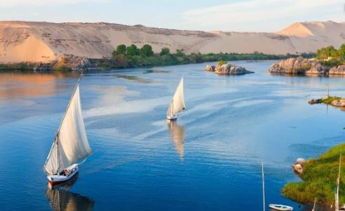 Tourism on the Nile