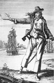 Fiercest Female Pirates - Anne Bonny