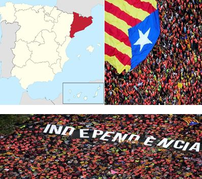 Catalonia History and Protests
