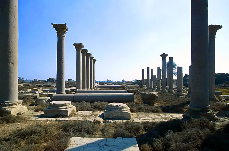 Hermopolis - Thoth's place of worship