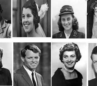 JFK siblings