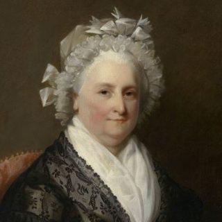 George Washington's wife