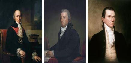 Louisiana Purchase 1803 Signatories
