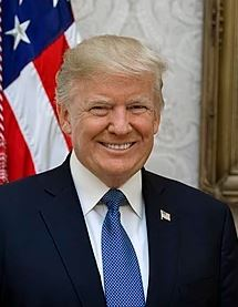 45th President of the United States