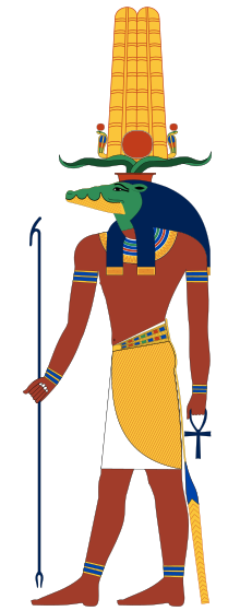 Sobek appearance