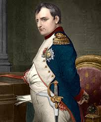 Napoleon Bonaparte - Louisiana Purchase 1803