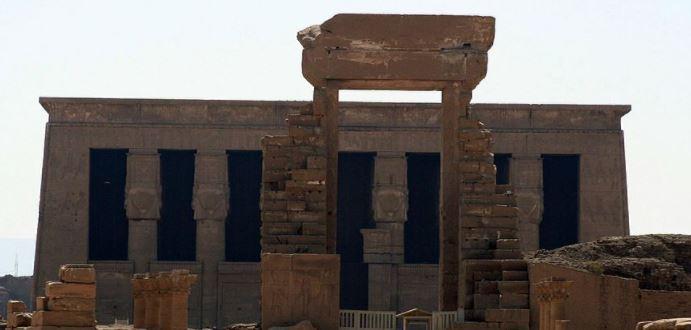 The Dendera Temple Complex