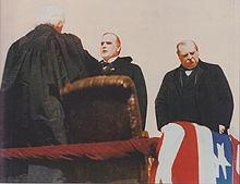 US President William McKinley