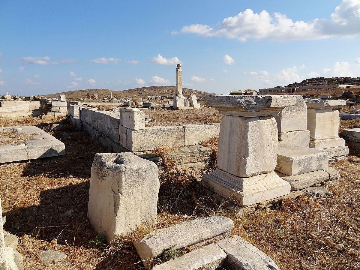 Delos Prytaneion