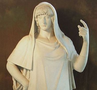 Hestia goddess