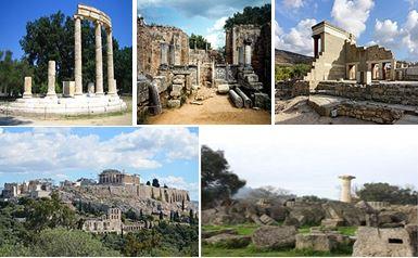 Ancient Greek cities