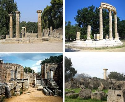 Ancient Greek cities and sites